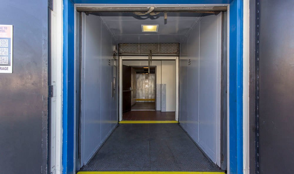 Climate controlled storage units in Anaheim