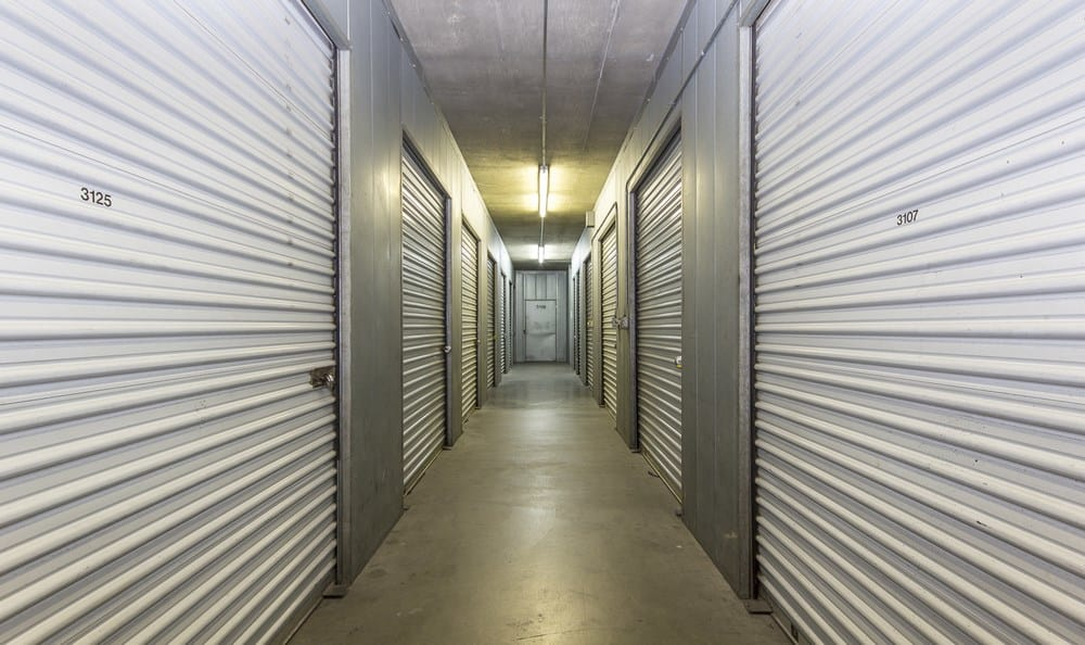 Secure units at Sherman Oaks MiniStorage