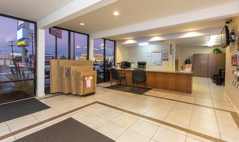 Office at Redondo Torrance MiniStorage