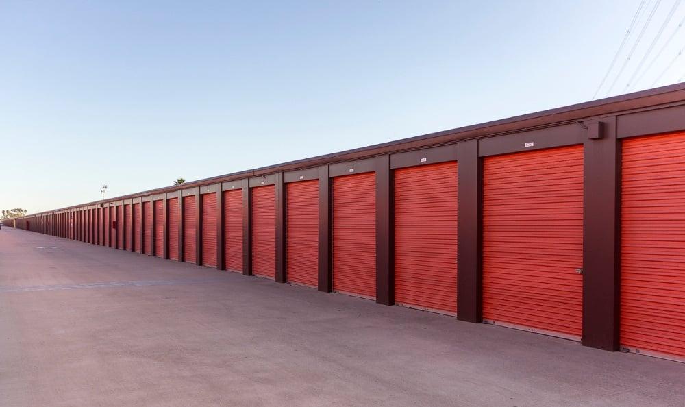 Storage facility in Redondo Beach, CA