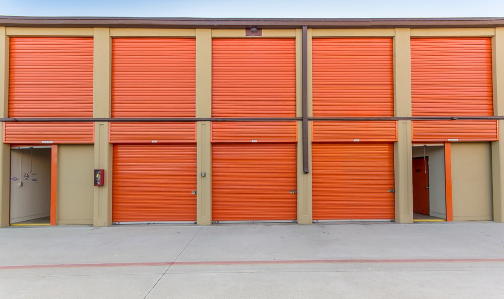 Two story storage facility in Redondo Beach, CA
