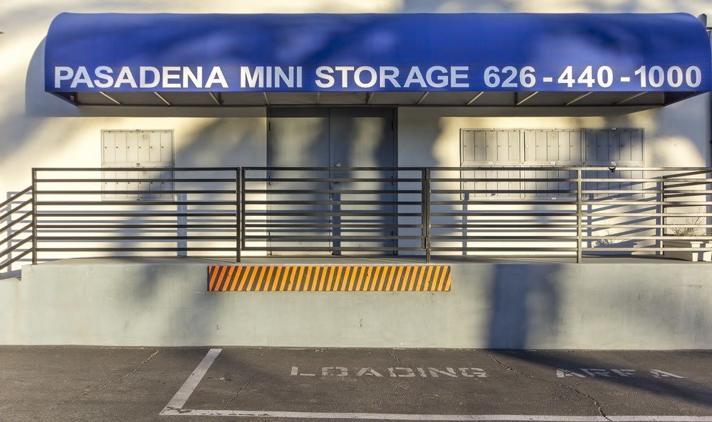 Lots of space at Pasadena MiniStorage