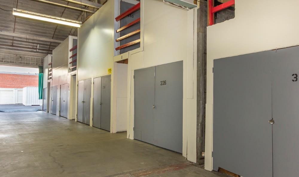 Indoor storage units in Pasadena, CA