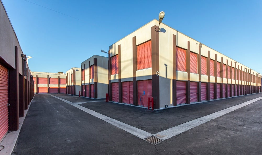 Entrance to our storage facility in Hawthorne, CA