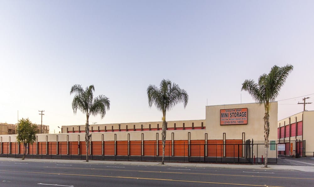Street view of South Bay MiniStorage