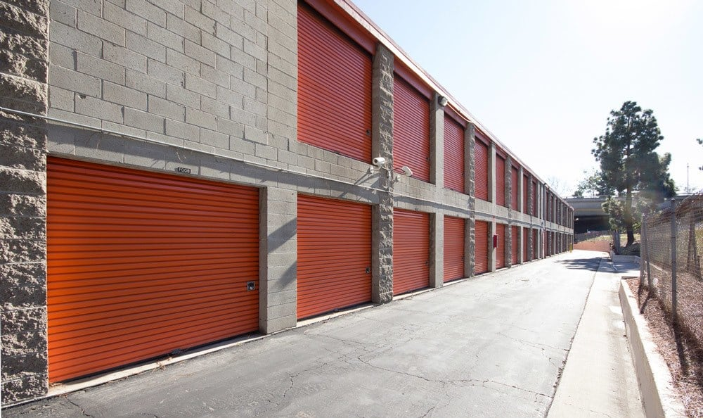 Alternate Exterior View Of Storage Units At West L.A. MiniStorage