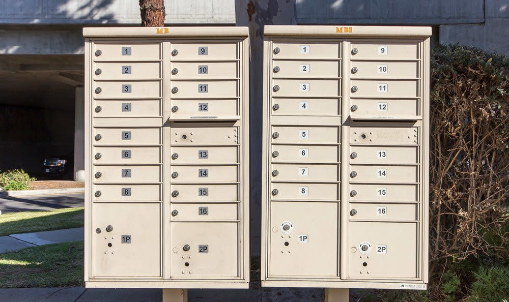 Mailboxes Available At West L.A. MiniStorage in Culver City, CA