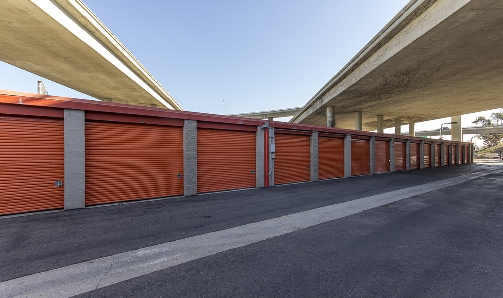 Secure units at West L.A. MiniStorage