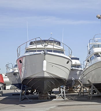 Boat storage offered at Stor-Eze facilities
