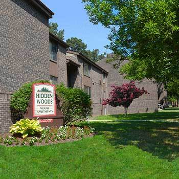 View our Hidden Woods Apartments located in Glen Burnie, MD