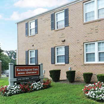 View our Kensington Gate Apartments located in baltimore, MD
