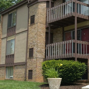 View our White Oaks Apartments located in historic Northeast Catonsville, MD