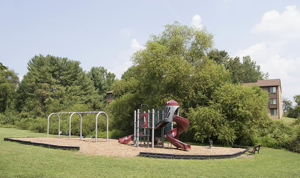 Timonium apartments playground