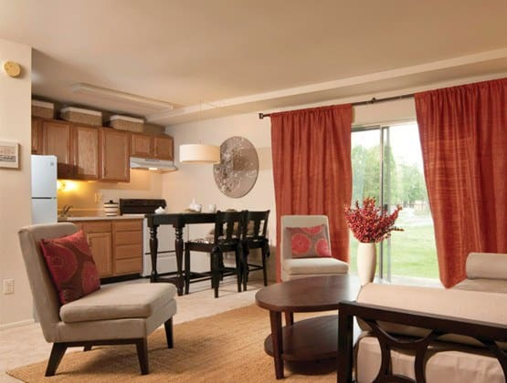 Our apartments in Essex offer the best amenities
