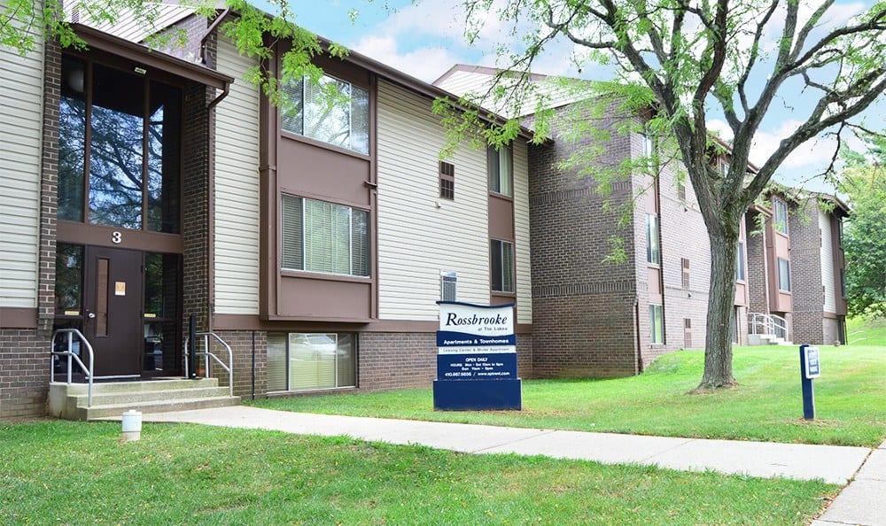 Beautiful Cockeysville apartment units