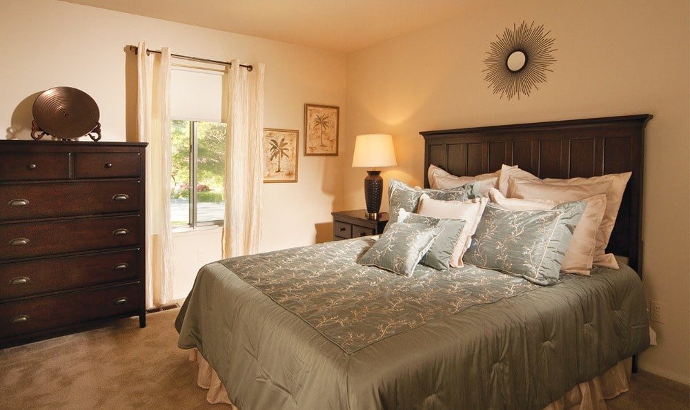 Large bedrooms in Cockeysville apartments