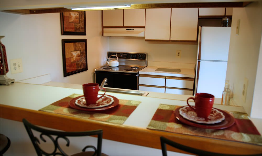 Apartments In Essex Md Spacious Kitchen