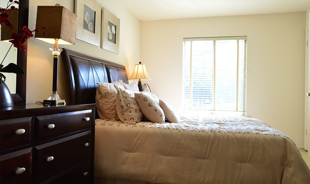 Our Glen Burnie apartments have very spacious bedrooms