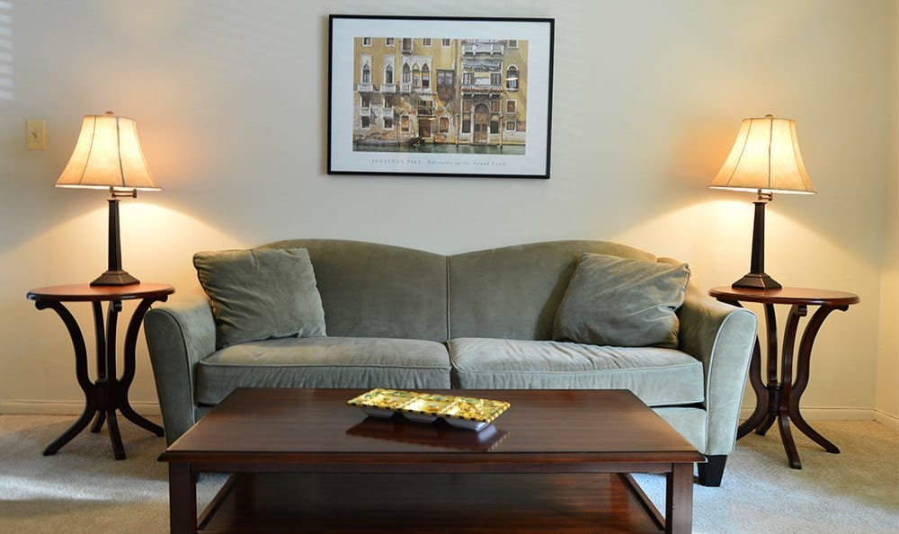 Our Glen Burnie apartments have very spacious rooms