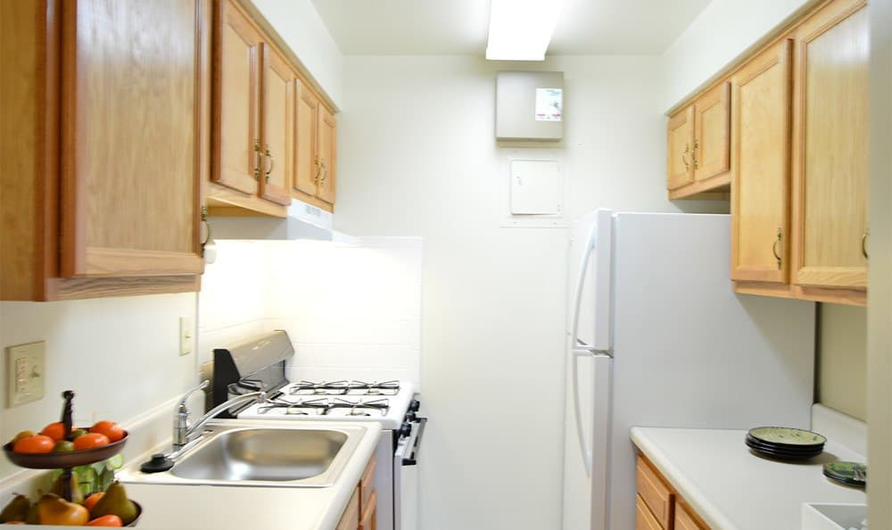 Our Hillendale Gate Apartments, MD apartments have spacious kitchens