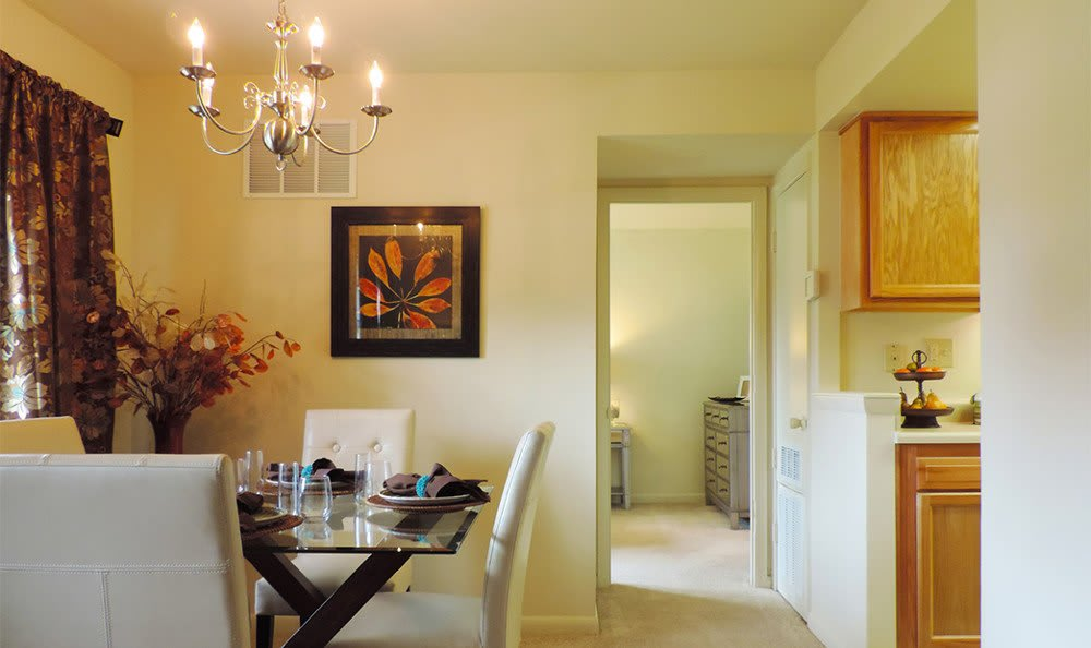 Our Hillendale Gate Apartments, MD apartments have spacious rooms