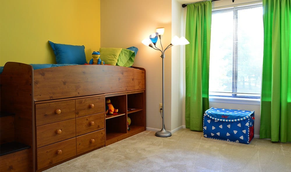 Our Glen Burnie apartments for rent have bedrooms perfectly sized for your kids