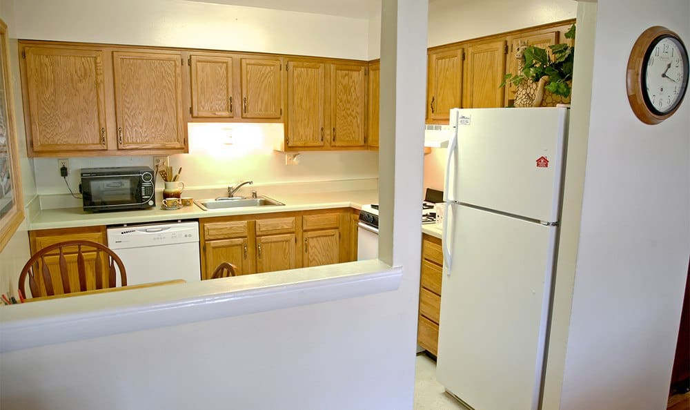 Baltimore, MD apartments with spacious kitchens