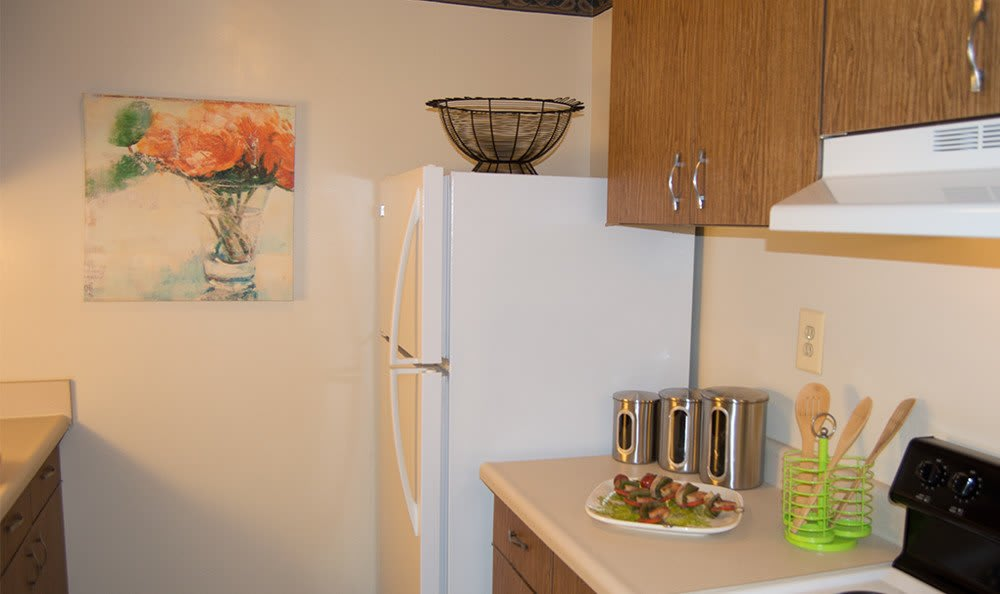 Our Catonsville apartments for rent have very spacious kitchens