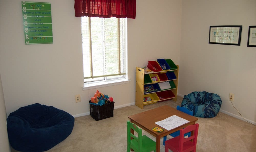 Large bedrooms at Catonsville apartment units