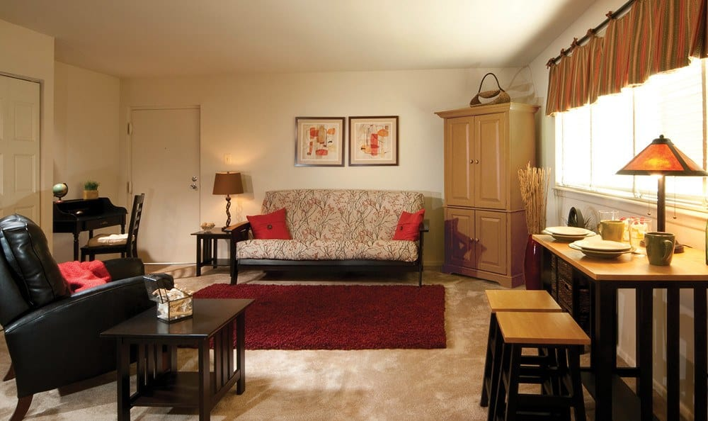 Our Catonsville apartments have very spacious studios