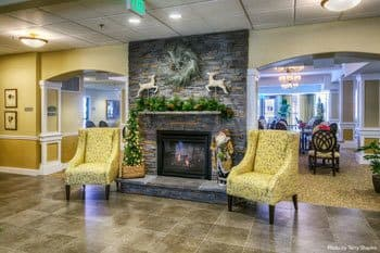 Concierge services - Travel Planning at Gardens at Westlake Senior Living