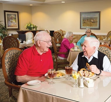 Learn how Spectrum can help with our Senior Living Guide