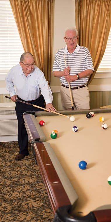 Senior Living Guide from Spectrum Retirement Communities, LLC