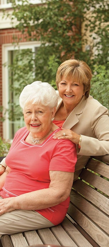 Senior Living Guide from Spectrum Retirement Communities, LLC