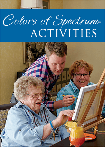 Activities at The Enclave Senior Living at Saxony