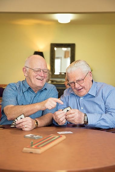 Activities & Services at senior living community in Shawnee, KS