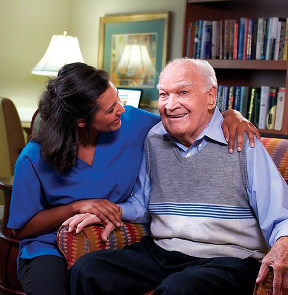 In-Home Care & Nursing Home available at senior living community in Denver, CO