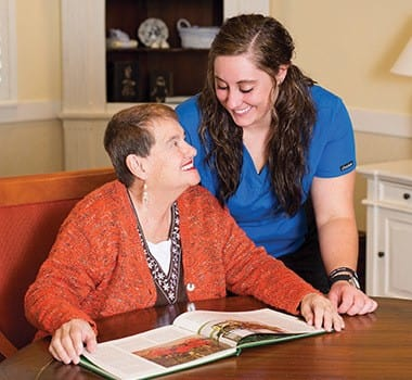 Memory Care at senior living community in Denver, CO