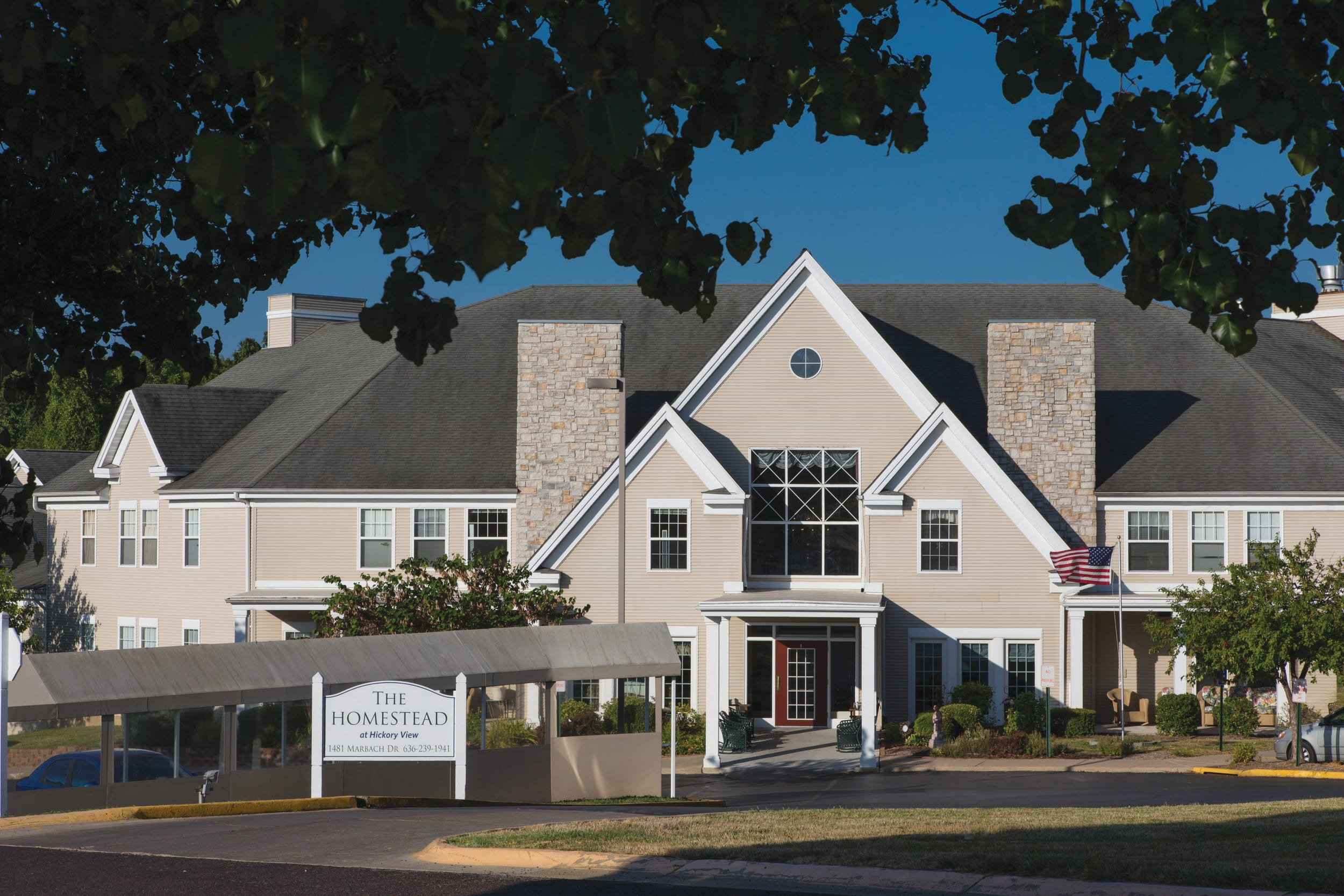 Learn about The Homestead at Hickory View Retirement Community in Washington, MO
