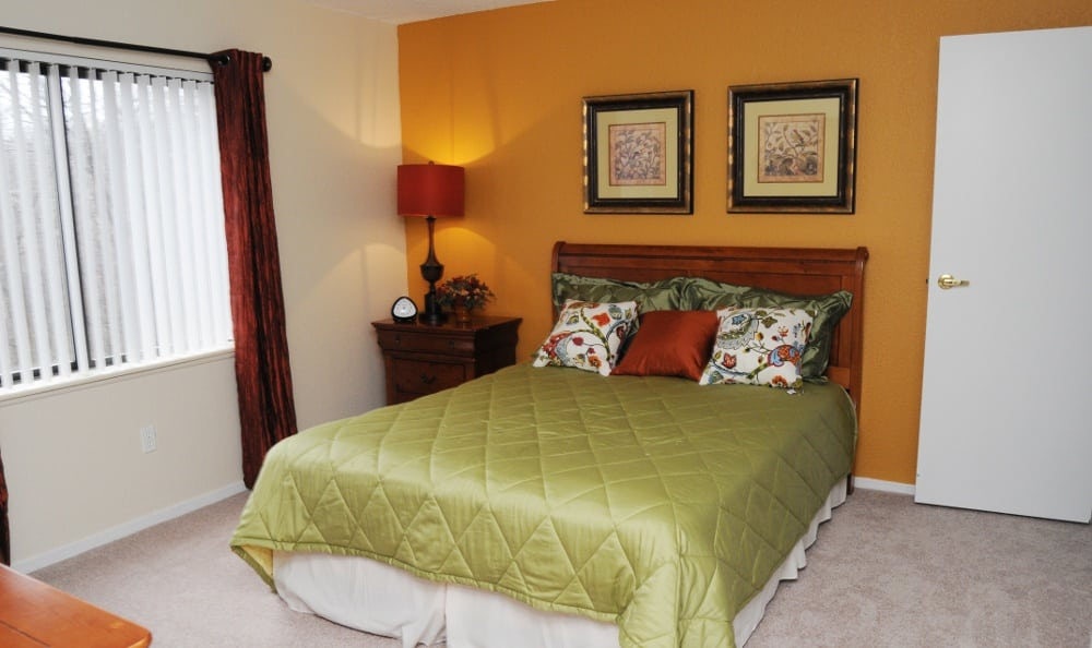 Bedroom At Our Shelby Township Retirement Community