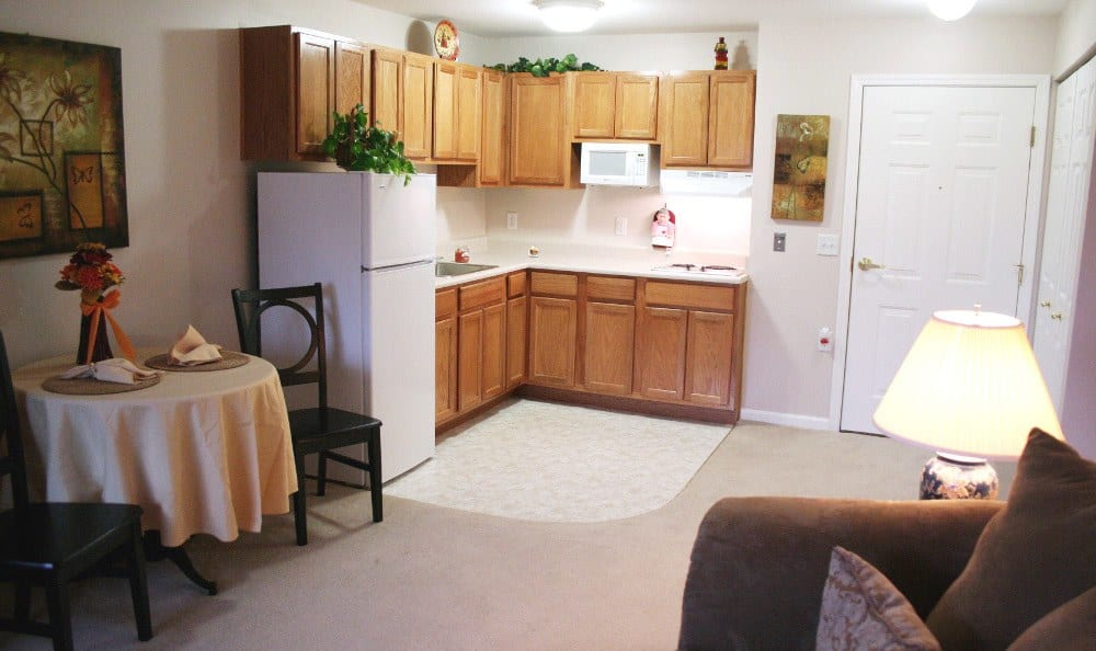 Apartments At Our Sterling Heights Independent Living Community