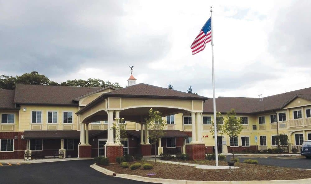 Our assisted living facility in Cary, IL