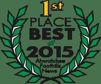 1st place 2015