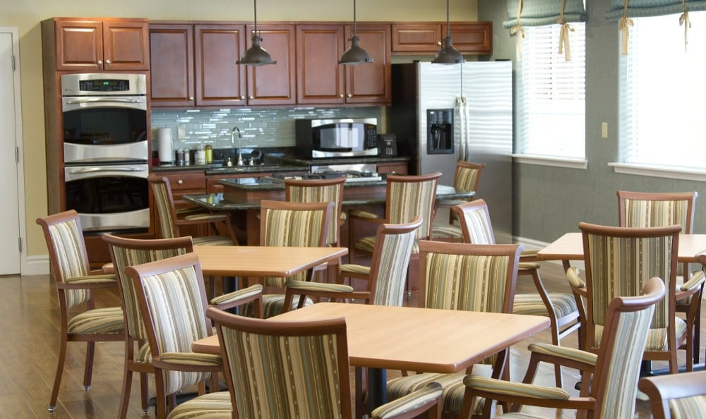 Bistro at our senior living facility in Phoenix, AZ