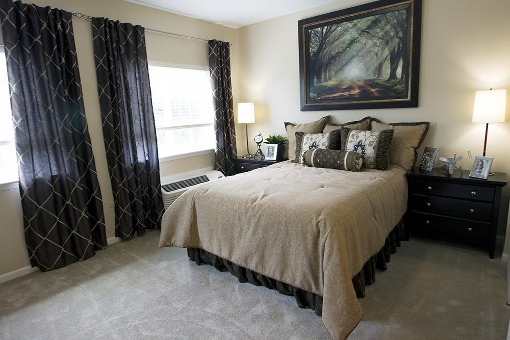 Bedroom Model at Cedar Lake