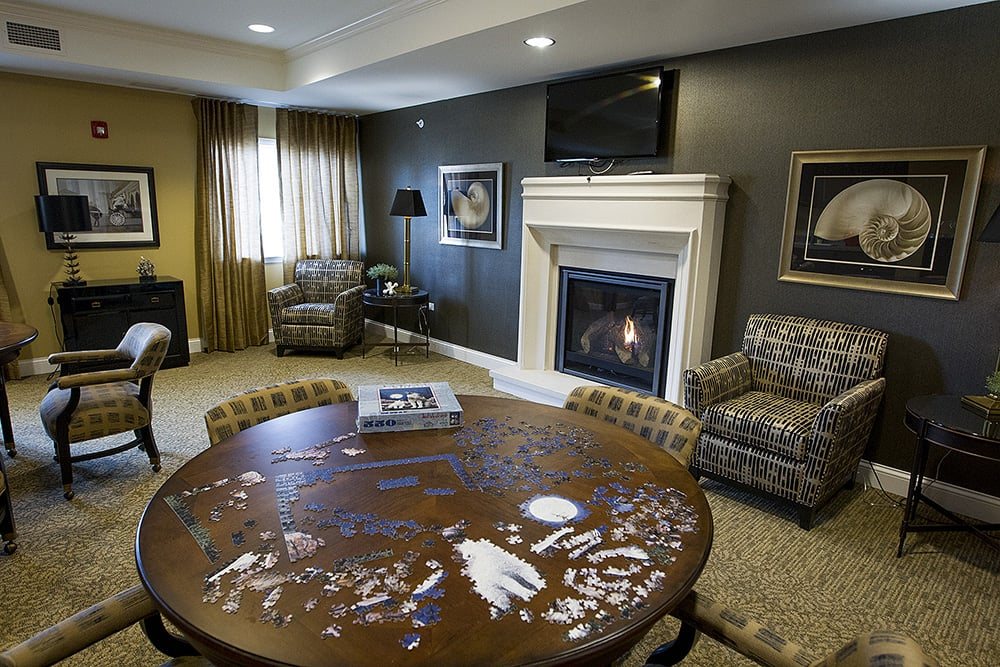 Sky Lounge for Cedar Lake