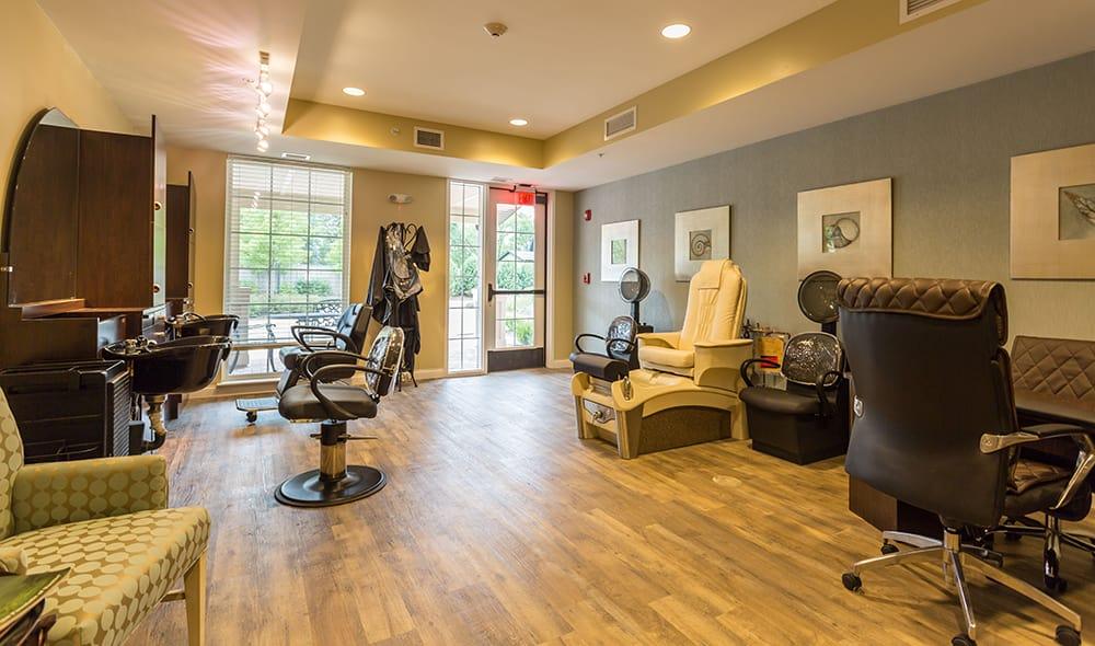 Salon for Residents