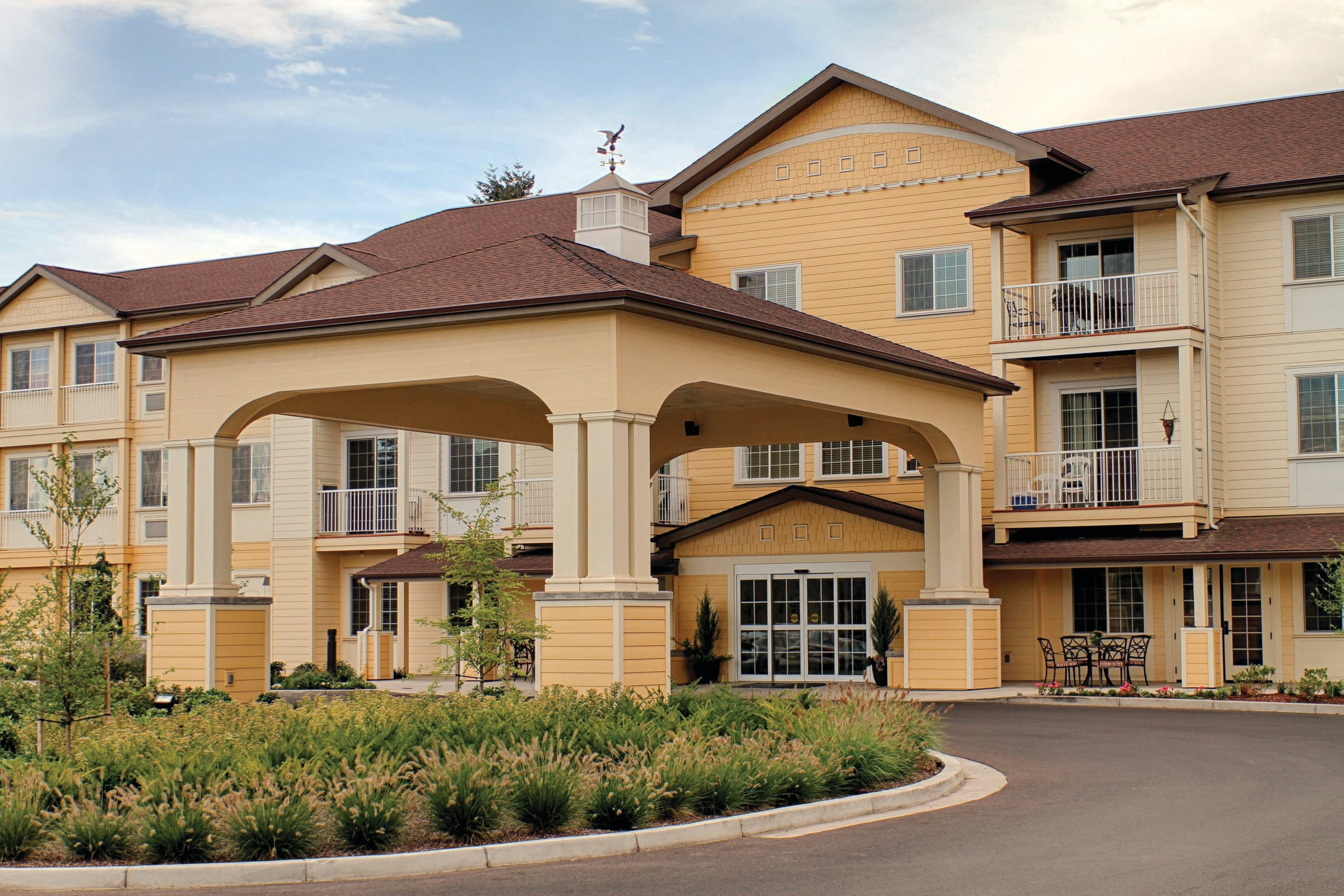Learn about Crescent Park Senior Living in Eugene, OR