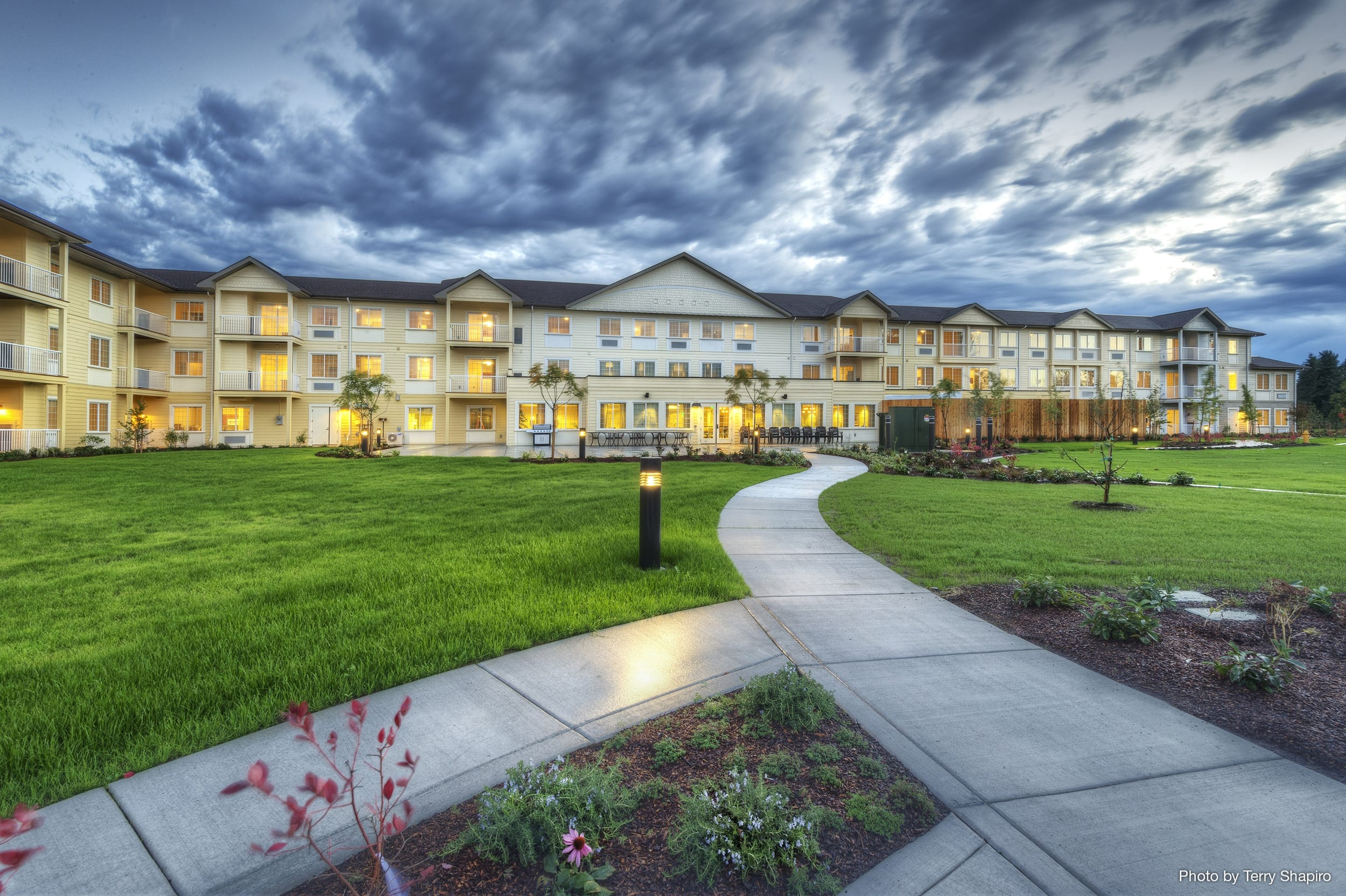 Careers at Crescent Park Senior Living in Eugene, OR