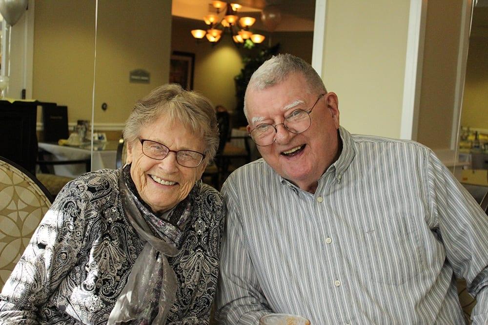 Resident couple in Eugene, OR